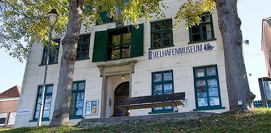 Deutsches Sielhafenmuseum Carolinensiel